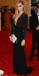 Simple, sexy and elegant without trying to hard. Nice. Cara in Thakoon